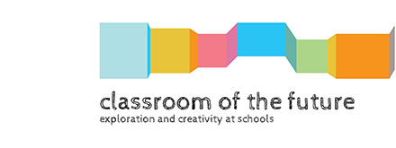 Logo: classroom of the future