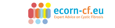 Logo: ecorn-cf.eu, Expert Advice on Cystic Fibrosis