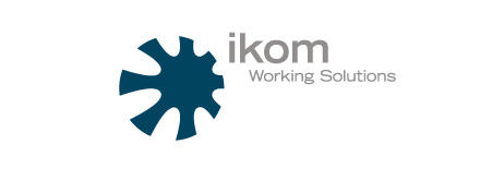 Logo: ikom Working Solutions